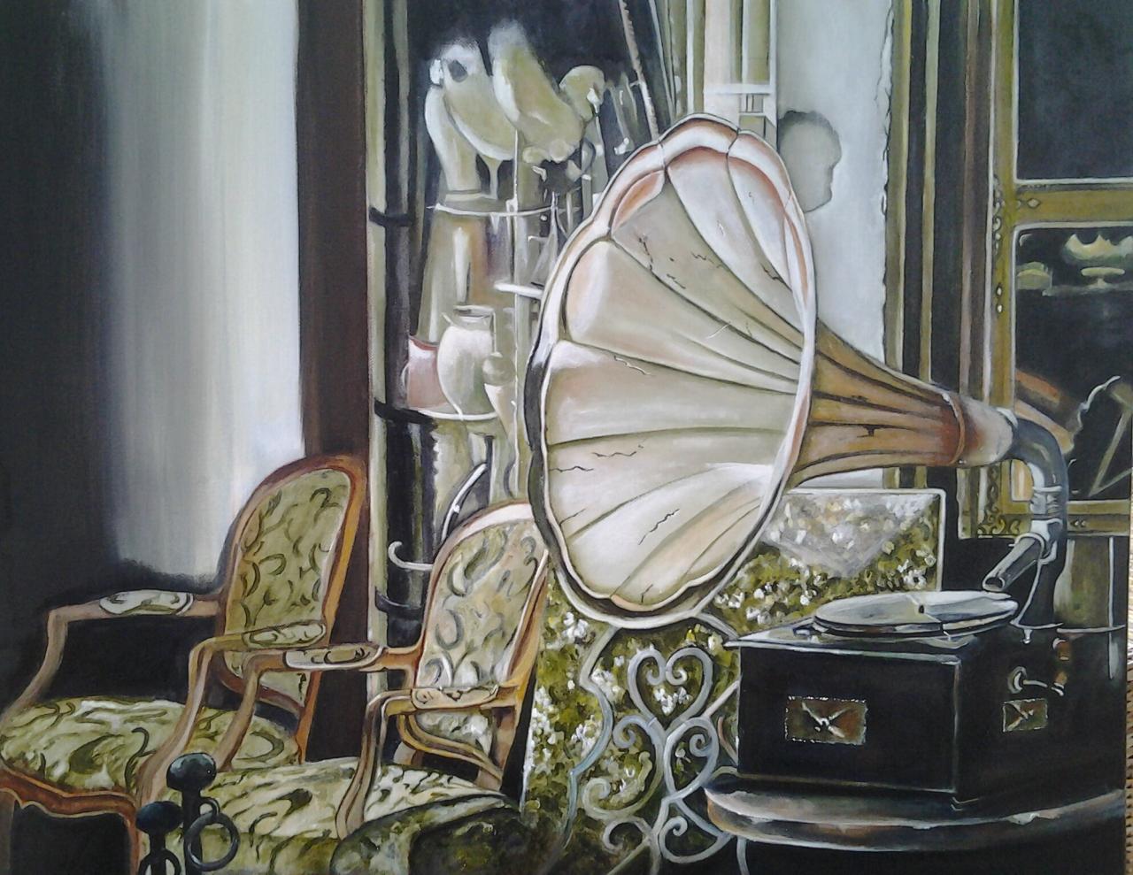 Le gramophone420€